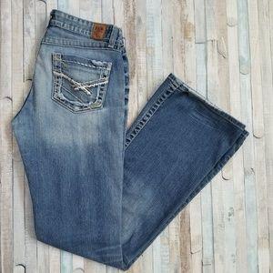 BKE Sabrina Bootcut Jeans